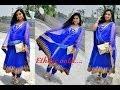 Maternity lookbook: Ethnic wear/ Anarkali salwar styling.