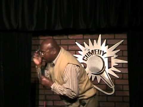 Jerry Johnson @ The Comedy Spot