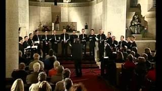 Ansambl LADO- Vokalisti Lada- korizmeni dio sakralnog koncerta iz crkve sv. Marka