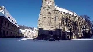 Biserica Neagra, Strada Sforii, Cetate Brasov