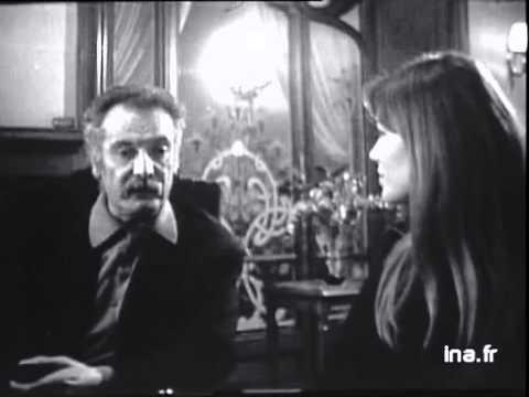 Entretien Georges BRASSENS et Françoise HARDY