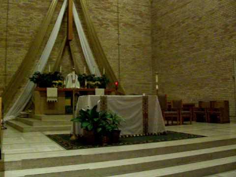 Gloria Mode V Latin Gregorian Catholic Chant Mass XVI Century Melody
