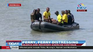 Likoni Ferry Tragedy: Govt to give back money that family paid private divers