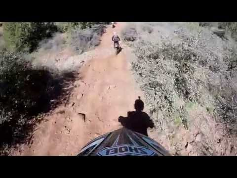 Grand Canyon Dirt Bike Ride