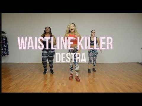 DESTRA - WAISTLINE KILLER | #TBT SOCAFIT | CHOREO BY @GEISHARENE