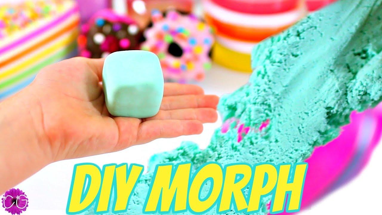how to make morph slime