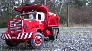 RC Dump Truck gets sound