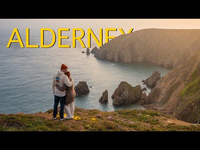 48 HOURS in ALDERNEY | Hidden Gem of the Channel Islands