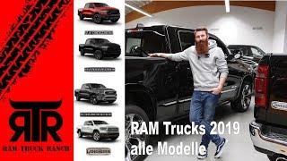 RAM Trucks 2019 - Nico prasentiert alle Modelle - RTR - RAM Truck Ranch