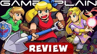 Cadence of Hyrule REVIEW (Nintendo Switch) (Video Game Video Review)