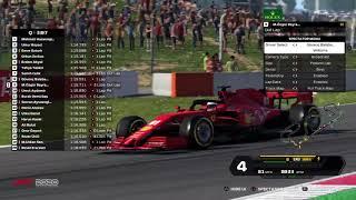 F1 2020 Thrustmaster TR Endurance League | Race 7 - Spanish Grand Prix