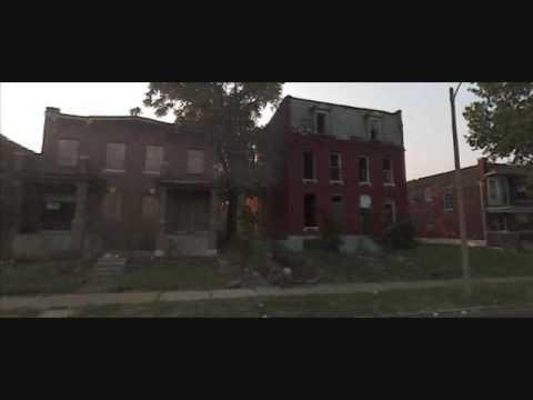 THE WORST GHETTO: North St. Louis, Missouri