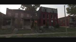 THE WORST GHETTO: North St. Louis, Missouri