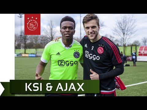 YouTube-ster KSI daagt Joël Veltman uit
