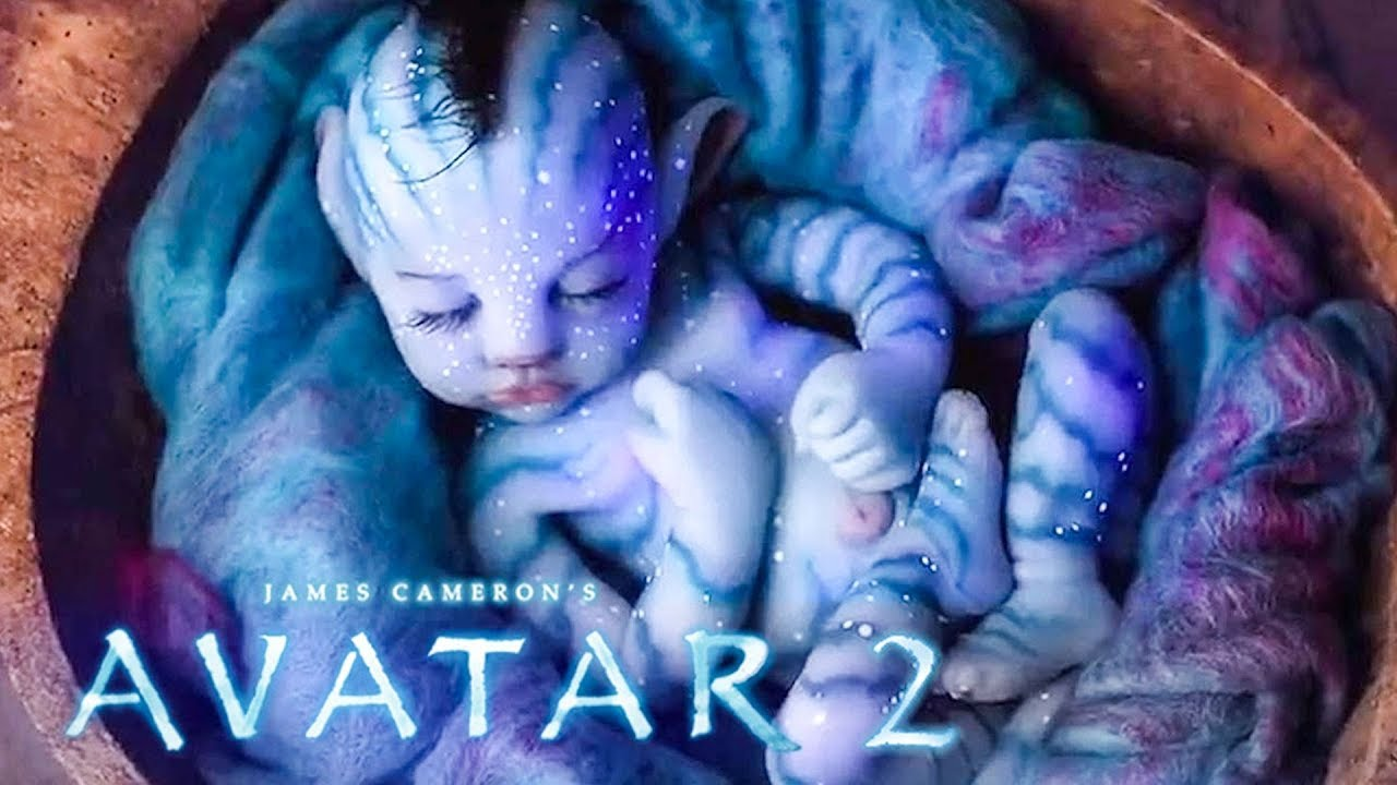 Avatar 2, 3, 4 & 5 Sequel: Return to Pandora 2020 - 2025   James Cameron    TK432 - YouTube