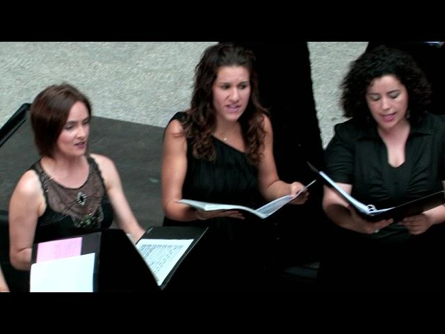 Hymn to the waters, Choral Hymns from the Rig Veda, de Gustav Holst. VokalArs. Dir.: Nuria Fernández