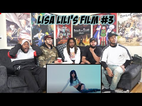 LILI's FILM #3 - LISA Dance Performance Video | REACTION