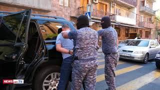 Լեոյի փողոցում մի քանի անձի պառկեցրել են ասֆալտին