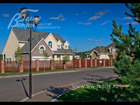 Коттеджный поселок Мартемьяново, Киевское шоссе
