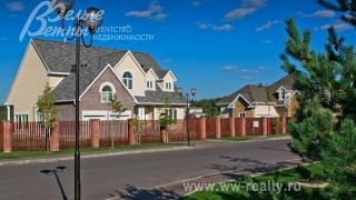 видео Коттеджные поселки по Киевскому шоссе