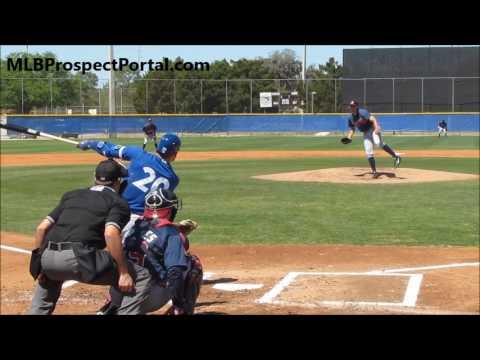 Josh Donaldson destroys home run, walks back to dugout - 2017