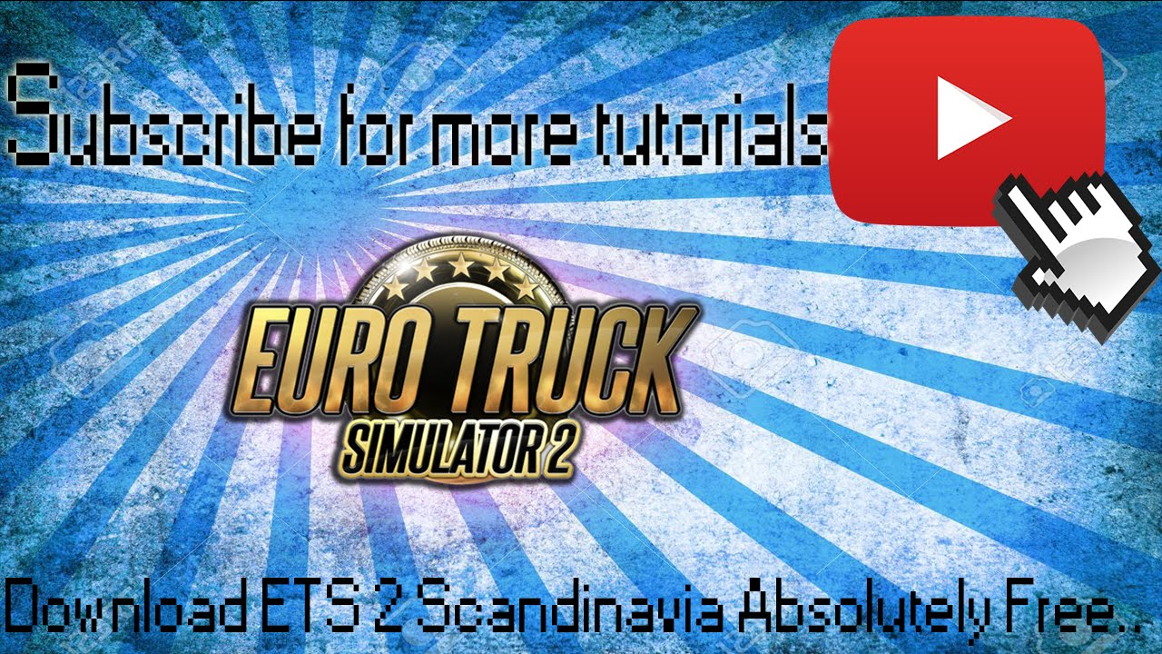 euro truck simulator 2 scandinavia download torent