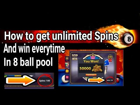 Thumbnail: 8 Ball Pool Unlimited Spins Glitch! *2017* #NEW#
