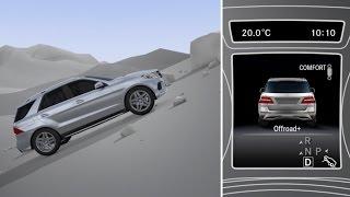 GLE: DRIVER Assistance systems - Mercedes-Benz original