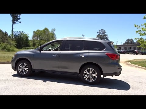 2018 Nissan Pathfinder Atlanta, Griffin, Mcdonough
