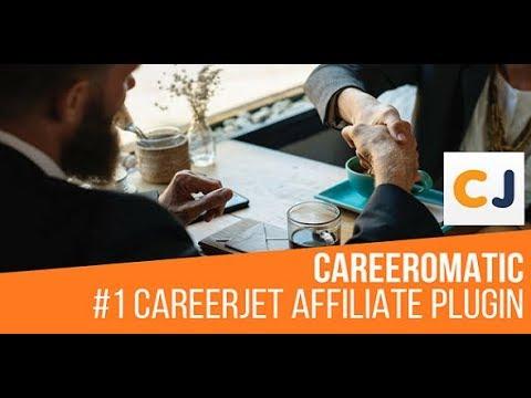 Careeromatic CareerJet Affiliate Job Post Generator Plugin For WordPress