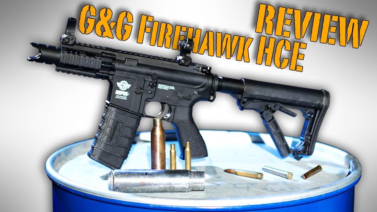G&G Fire Hawk / FireHawk HC05 DSG - Latest News - Airsoft