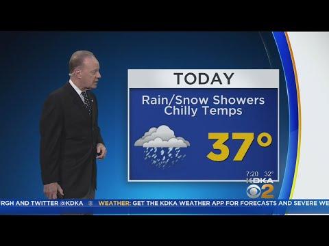 KDKA-TV Weekend Forecast (12/22)