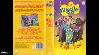 The Wiggles Wiggle Time (1998) Video Album Coming Soon