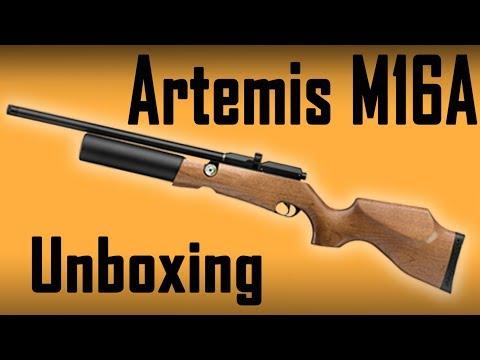 Full Download] Artemis M16a Unboxing
