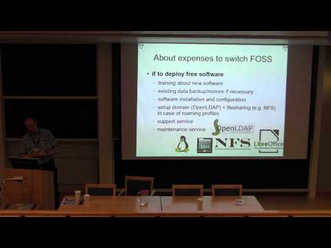 Edmund Laugasson: Why is free software important in education?