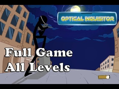 Optical Inquisitor 17+ Gameplay / Walkthrough / Full Game / Complete Game / All Levels