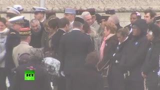 Emmanuel Macron commémore l'armistice du 11 novembre 1918