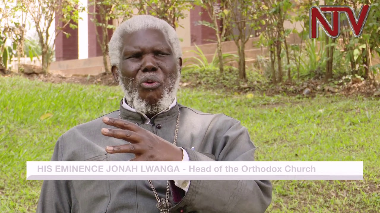 RELIGION AND POLITICS: Orthodox archbishop Jonah Lwanga insists clerics must speak out  on politics