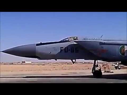 Algerian Air Force Mig-25