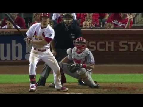 St. Louis Cardinals - Best comebacks of 2015 - Highlights
