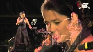 Céline Rudolph & Lionel Loueke  - Jarasum Jazz Festival 2015