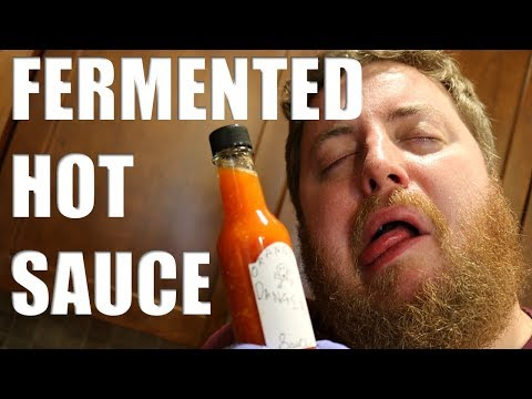 How To Make Fermented Hot Sauce (plus giveaway!)