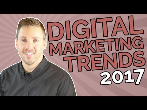 Digital Marketing Trends 2017