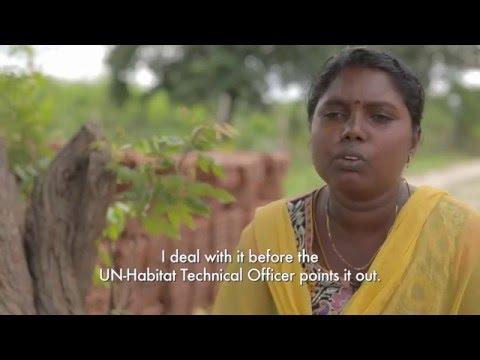 UN-Habitat Sri Lanka - REBUILDING HOMES, TRANSFORMING LIVES