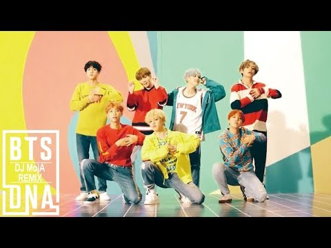 BTS (방탄소년단) - DNA [DJ MojA RemiX]