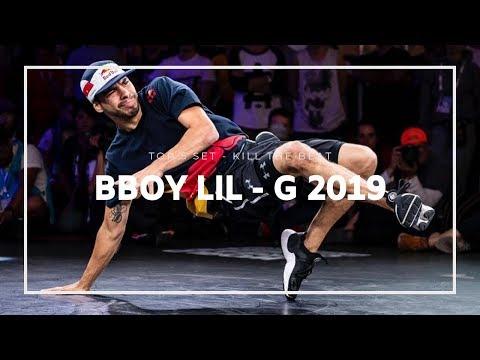 TOP 5 SET OF BBOY LIL G 2019 | KILL THE BEAT 2019 | REDBULL ALL STAR /SPEEDYANGLES // FRESHIT TV