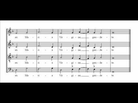 GAUDETE - Piae Cantiones