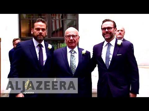 Rupert Murdoch's unfinished business - The Listening Post (Full)