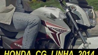 ▶ Honda CG Fan / Titan 2014 Comercial Lançamento