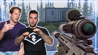 Spec Ops REACT to Escape from Tarkov | Experts React